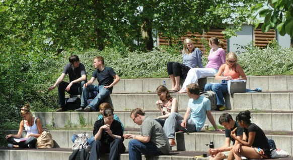 German universities are now tuition-free