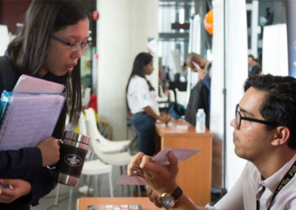 More Than 80 Companies Participate in APU's Mega Career Fair