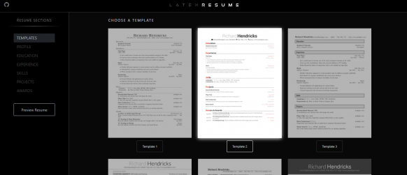 Use This Online Resume Tool To Create The Resume Of Your Dreams
