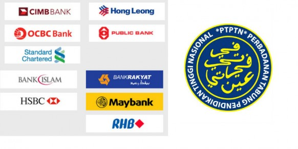 How To Use The New PTPTN Direct Debit System & List Of Associated Banks