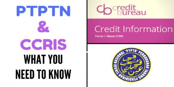 CCRIS & PTPTN : Can You Apply For A Loan When You Have A PTPTN Balance?