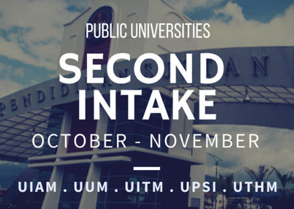 5 Public Universities That Are Going To Open A Second Intake in October/November