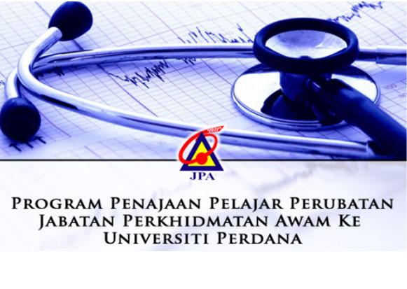 JPA Sponsorship for Universiti Perdana-Royal College of Surgeons Ireland Programme