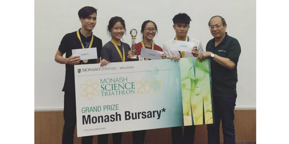 MCKL's Winning Streak at Inter-College Science Competitions