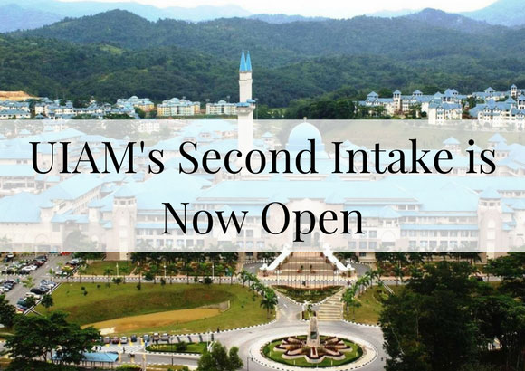 Application to Universiti Islam Antarabangsa Malaysia (UIAM) for February 2018 Intake is Now Open