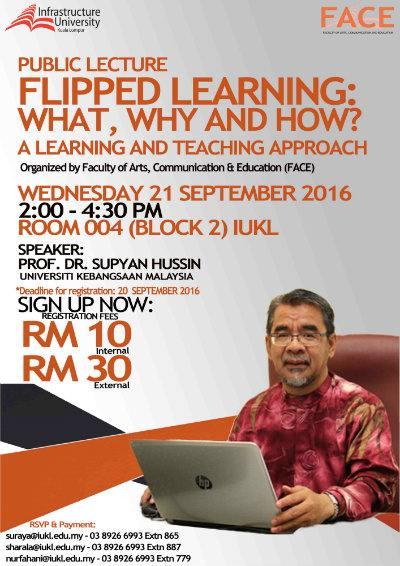Flipped Learning - IUKL