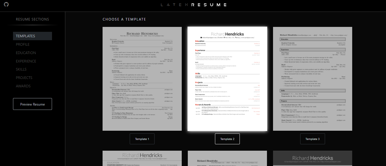Resume Student Examples Excel Use This Online Resume Tool To Create The Resume Of Your Dreams College Resume Outline Pdf with Quality Manager Resume How Does Latex Resume Generator Work How To Write An Acting Resume Word